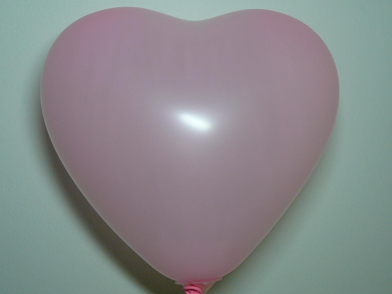 fd36a259e2cd Srdce malé růžové dekorační