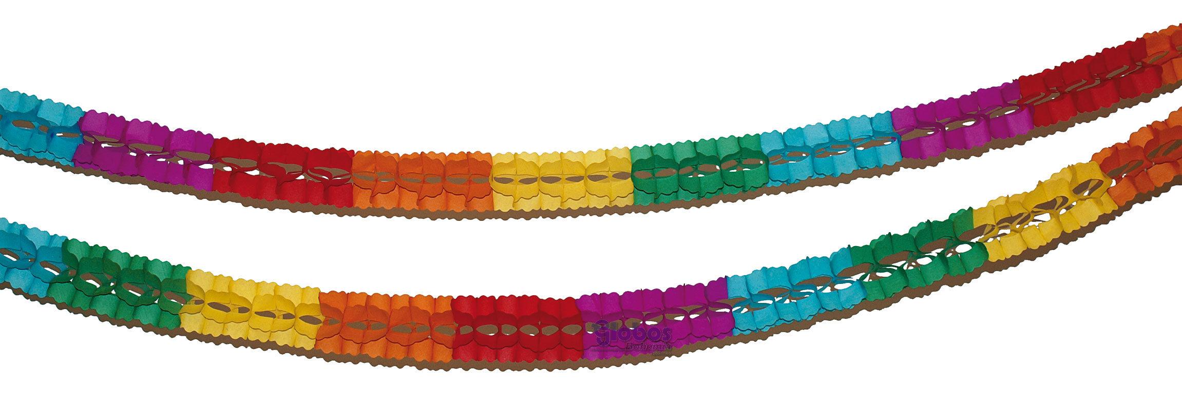 Girlanda malá barevná cb11a1b301